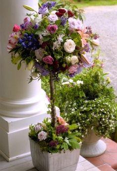 Rose Topiary