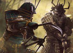 samurai Heaven and Earth comic - Google Search