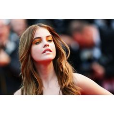 Barbara Palvin Photos - 'All Is Lost' Premieres in Cannes - Zimbio ❤ liked on Polyvore featuring barbara palvin