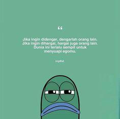 New Quotes Indonesia Hujan Ideas Text Quotes, Jokes Quotes, Mood Quotes, Funny Quotes, Life Quotes, Pathetic Quotes, Quotes Lucu, Quotes Galau, Reminder Quotes