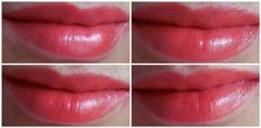 #YSL #RougeRoxanne #Rouge #Pur #Couture #Lipstick #Review #price and details on the blog #lipswatch