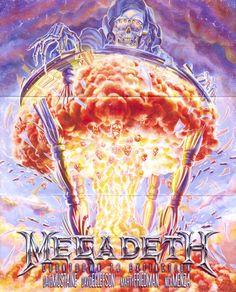 Vic Rattlehead, Heavy Metal Bands, Band Photos, Film Music Books, Metalhead, My Favorite Music, Zeppelin, Rock N Roll, Metallica