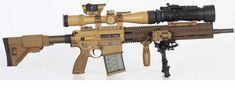 Bundeswehr G28 Designated Marksman Rifle - The Firearm Blog