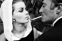 La sensualidad y elegancia del extraordinario fotógrafo Jeanloup Sieff