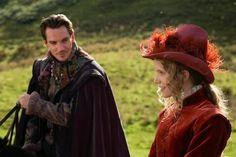 "That hat! Katherine Howard, played by Tamzin Merchant, season 3 of ""The Tudors"""