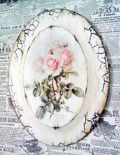Новости Decoupage Vintage, Decoupage Plates, Shabby Chic Style, Shabby Chic Decor, Handmade Cushions, Sculpture Painting, Shabby Chic Bedrooms, Diy Room Decor, Art Decor