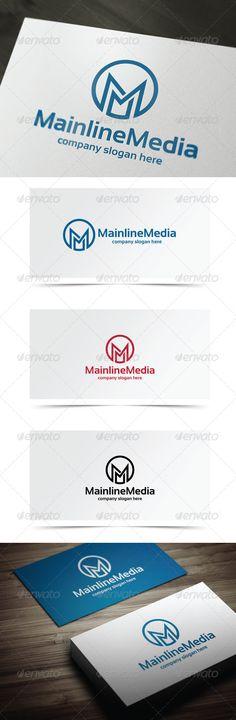 Mainline Media — Vector EPS #real estate #global • Available here → https://graphicriver.net/item/mainline-media/7481728?ref=pxcr