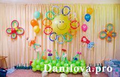 Картинки по запросу декор выпускного в детском саду