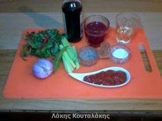 Συνταγές! Λάκης Κουταλάκης: Μαρινάδα για κρέας χοιρινό