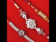 Pure Silver Rakhi | Rakhibazaar.com | +91 8510934032