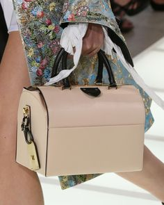 46d81c716994 A bag from the Louis Vuitton Spring-Summer 2018 Show by Nicolas Ghesquiere.  Watch