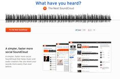 SoundCloud Gets A Redesign: We Take the Beta Version for a Test-Drive