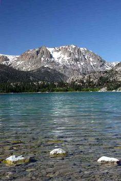 Beautiful june lake