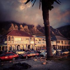 You can't come to Cape Town and NOT visit Cafe Caprice! Best place to party, watch the sunset and enjoy delicious food and cocktails! It's famous for it's Sunday night parties