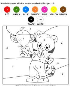Color by Letter Worksheets Free Printable Worksheets for