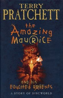 Cover art for Book:The Amazing Maurice and his Educated Rodents