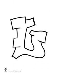 Grafitti Letters, Graffiti Alphabet Styles, Graffiti Lettering Alphabet, Graffiti Text, Tattoo Lettering Fonts, Graffiti Artwork, Graffiti Drawing, Typography Letters, Bubble Letters Alphabet