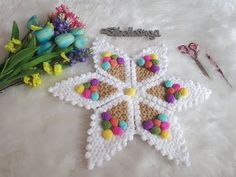 YouTube Crochet Doilies, Crochet Stitches, Crochet Patterns, Craft Stick Crafts, Diy And Crafts, Crochet Feather, Cute Kids, Cool Style, Crochet Necklace