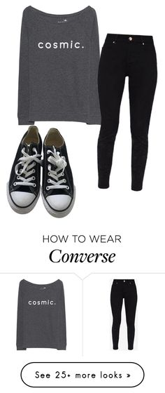 """""""50113 CRH"""" by mil0000000000000 on Polyvore featuring Juvia, Ted Baker and Converse"""