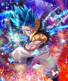 fusion vegito is really good Manga Anime, Anime Art, Dragon Ball Z Iphone Wallpaper, Gogeta And Vegito, Dragon Images, Dragon Ball Gt, Anime Shows, Son Goku, Anime Characters