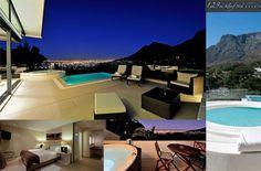 129 on Kloof Nek, Hotel in Südafrika Hotels, Mansions, House Styles, Outdoor Decor, Home Decor, Atlantic Ocean, Cape Town, Travel Destinations, Viajes