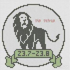 Billedresultat for stjernetegn i perler Cross Stitch Heart, Cute Cross Stitch, Cross Stitch Alphabet, Cross Stitch Patterns, Signes Zodiac, Motifs Perler, Hama Beads Patterns, Crochet Cross, C2c Crochet