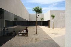 Pabellón de Deportes en Cádiz,Cortesía de EDDEA