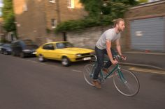 Cycling in the city: some words of wisdom for nerves of steel and an enjoyable ride.