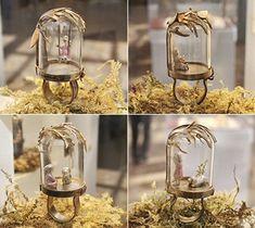 "Vancouver's Annika Ladener ""Under a Tree"" series #Jewelry #Rings"