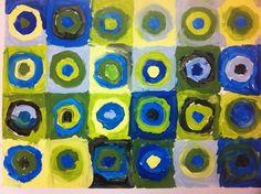 Kandinsky for Kids – DIY Art
