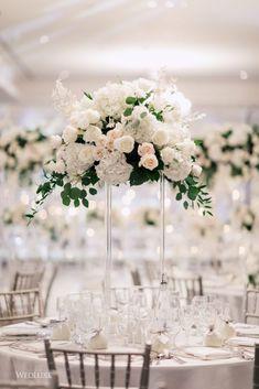 Tall Wedding Centerpieces, Flower Centerpieces, Dream Wedding, Wedding Day, Simple Elegant Wedding, Destination Wedding Inspiration, Wedding Signage, Elegant Wedding Invitations, Wedding Table