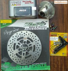 Honda Ruckus Parts, Motor Scooters, Motor Parts, Cnc, Scooters