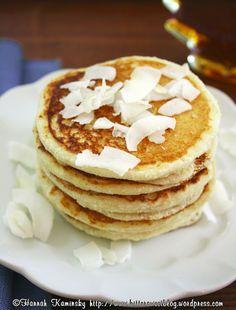 Coconut Kefir Pancakes
