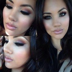 Anastasia brows, NYX Invincible foundation & MAC blush  Siga/ Follow>>>>  https://www.pinterest.com/paraguaiooh/ https://instagram.com/jeffjeronimoo/  https://www.facebook.com/paraguaiooh  http://caixadepresente.tumblr.com/  https://twitter.com/?lang=pt