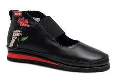 Clamp Lancelot Black $190 | Hanigs Footwear - Hanig's Footwear