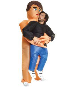b417189fdc45cc Déguisement homme porté par nudiste adulte Morphsuits™   Deguise-toi, achat  de Déguisements adultes
