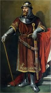 José María Rodríguez de Losada -Sancho IV the Brave Sancho IV of Castile – called the Brave (el Bravo), was the King of Castile, León and Galicia from 1284 to his death. Baroque Painting, Baroque Art, Medieval Knight, Medieval Art, Adele, Royal Monarchy, Medieval Times, Knights Templar, Dark Ages