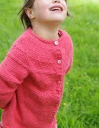 tricot modèle cardigan fillette 6 ans aiguille 3,5mm ile ilgili görsel sonucu