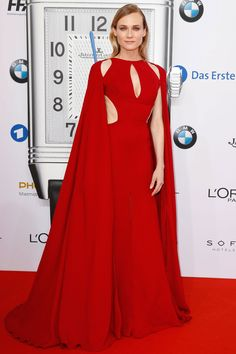 Diane Kruger  - HarpersBAZAAR.com