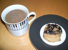 Elmira paleo konyhája: Kakaós csiga forró kakaóval