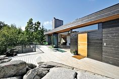 åpent hus: Tommie-perle / Gem by Tommie Garden Architecture, Residential Architecture, Amazing Architecture, Architecture Wallpaper, Wooden Ceilings, Wallpaper Magazine, Outdoor Living, Outdoor Decor, Stavanger