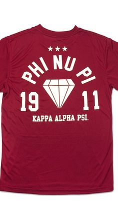 e6273ca39d93b Kappa alpha psi graphic tee. The Greek Store ...