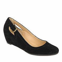 Naturalizer Women's Naja Wedge Slip-On Shoes :: Dress Shoes :: Shop now with FootSmart