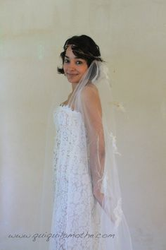 Robes de mariées vintage/ Vintage wedding dress on Pinterest  Robes ...