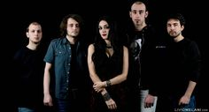 Nicoletta Rosellini - KALIDIA: The HardCity Interview - HardCity-Rock:Everything about Rock