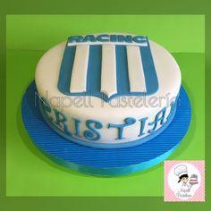 Napell Pasteleria: Torta de fútbol Racing