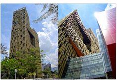 Torres de la Libertad / Medellín Colombia