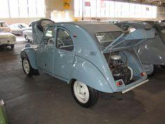 Citroën 2CV 4x4 Sahara 1962
