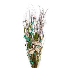 Aqua Wildflower Bouquet | Wholesale Natural B -- Vyn Flowers