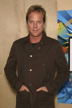 Kiefer Sutherland - Photo posted by leeloomultipass1